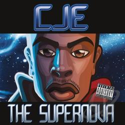 Cje - Supernova CD Cover Art