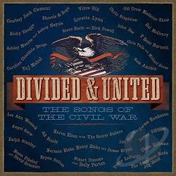 Divided & United: Songs of the Civil War CD Cover Art