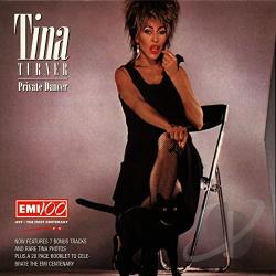 Turner, Tina - Private Dancer CD Cover Art