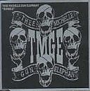 Thee Michelle Gun Elephant - Rumble EP CD Cover Art