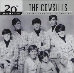 Cowsills - 20th Century Masters - The Millennium Collection: The Best of the Cowsills CD Cover Art