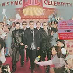 N Sync - Celebrity CD Cover Art