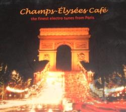 Champs - Elysees Cafe CD Cover Art