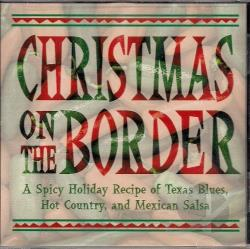 Darnall, John - Christmas On The Border CD Cover Art