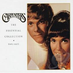 Carpenters - Essential Collection (1965-1997) CD Cover Art