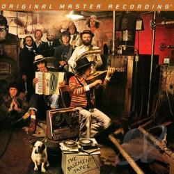 Band / Dylan, Bob - Basement Tapes LP Cover Art