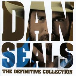 Seals, Dan - Definitive Collection CD Cover Art