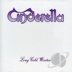 Cinderella - Long Cold Winter CD Cover Art