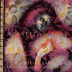 Ward, Robert - Scarlet and Blue: Music by Robert Ward CD Cover Art