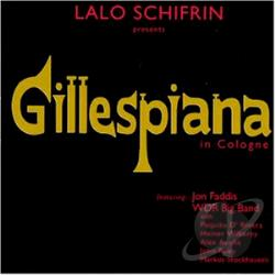 Schifrin, Lalo - Gillespiana CD Cover Art