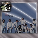 Los Yonic's - Serie 32 CD Cover Art
