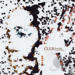 Evora, Cesaria - Club Sodade Remixes CD Cover Art