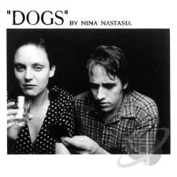 Nastasia, Nina - Dogs CD Cover Art