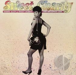 1986 Broadway Cast / Allen, Debbie - Sweet Charity CD Cover Art