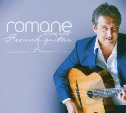 Romane - French Guitar CD Cover Art