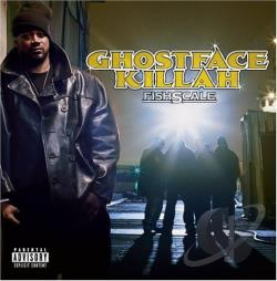 Ghostface Killah - Fishscale CD Cover Art