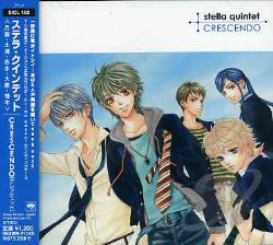 Quintet, Stella - Crescendo CD Cover Art