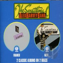 Harvey, Alex / Sensational Alex Harvey Band - Framed CD Cover Art