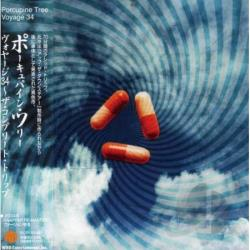 Porcupine Tree - Voyage 34: The Complete Trip CD Cover Art