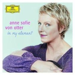 Von Otter, Anne Sofie - In My Element CD Cover Art