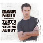 Noll, Shannon - That's What I'm Talking About DB Cover Art