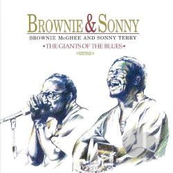 Mcghee, Brownie - Brownie & Sonny: Giants Of Blues CD Cover Art
