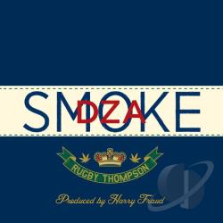 Smoke Dza - Rugby Thompson CD Cover Art
