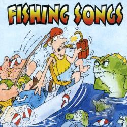 Fishing Songs CD Cover Art