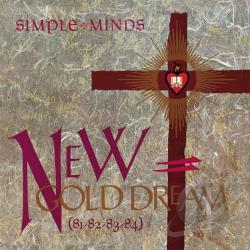 Simple Minds - New Gold Dream (81-82-83-84) CD Cover Art