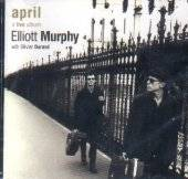 Murphy, Elliott - April: A Live Album CD Cover Art
