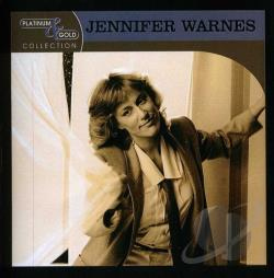 Warnes, Jennifer - Platinum & Gold Collection CD Cover Art