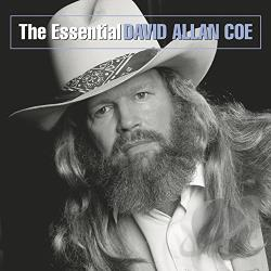 Coe, David Allan - Essential David Allan Coe CD Cover Art