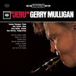 Mulligan, Gerry - Jeru CD Cover Art