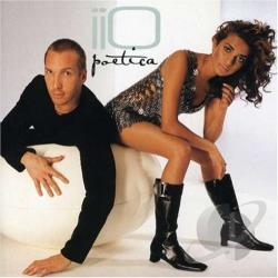 Iio - Poetica CD Cover Art