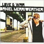 Merriweather, Daniel - Love & War CD Cover Art