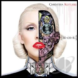 Aguilera, Christina - Bionic CD Cover Art