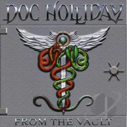 Doc Holliday - From the Vault CD Cover Art