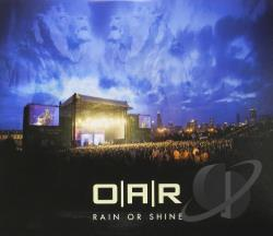 O.A.R. - Rain or Shine CD Cover Art
