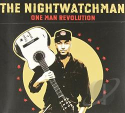 Morello, Tom / Nightwatchman - One Man Revolution CD Cover Art