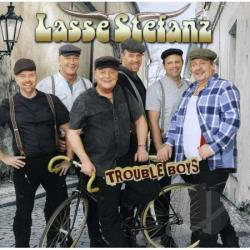 Lasse Stefanz - Trouble Boys CD Cover Art