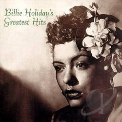 Holiday, Billie - Billie Holiday's Greatest Hits CD Cover Art