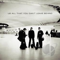 U2 - All That You Can't Leave Behind CD Cover Art