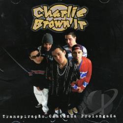 Brown, Charlie Jr. - Transpiracao Continua Prolongada CD Cover Art