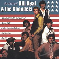 Bill Deal & The Rhondels - Best of Bill Deal & the Rhondels CD Cover Art