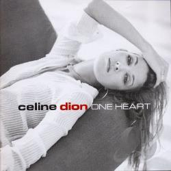 Dion, Celine - One Heart CD Cover Art