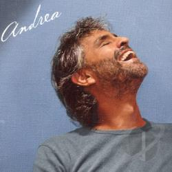 Bocelli, Andrea - Andrea CD Cover Art