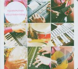 Squarepusher - Hello Everything CD Cover Art