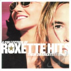 Roxette - Collection of Roxette Hits CD Cover Art