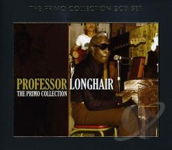 Professor Longhair - Primo Collection CD Cover Art