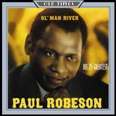 Robeson, Paul - Ol Man River: His 25 Greatest CD Cover Art